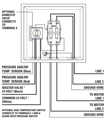Pump Start Relay Wiring Diagram on parallell christmas light wiring diagram
