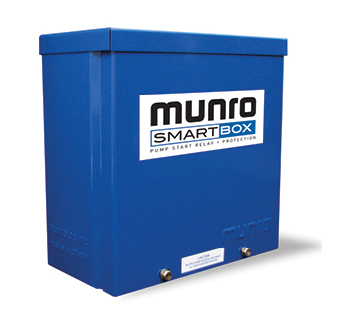 Munro Smartbox - Reduced Incoming Amperage