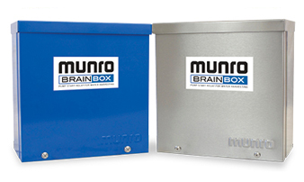 Munro BrainBox - Reduced Incoming Amperage