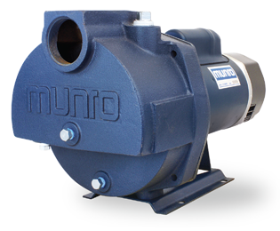 Munro LP Series 3/4hp - 3hp