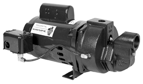 Munro MUSW Series Shallow Well Jet Pumps