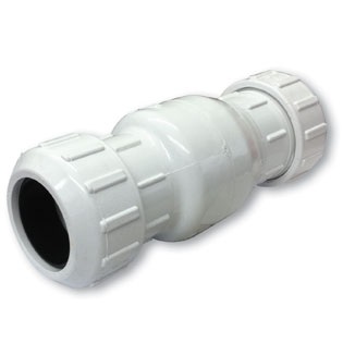 Sump and Sewage PVC Check Valve