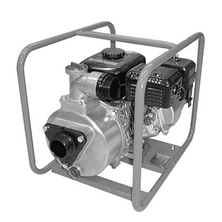 Engine-driven Contractor Pumps