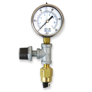 Centrifugal Pump Pressure Gauge Kit
