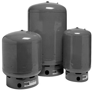 Controlled Air Water Systems Tanks